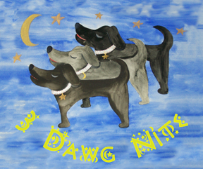 3 dawg night