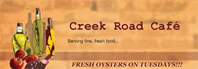 Creek Road Cafe lgo small