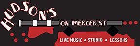 Hudsons on Mercer logo WEB