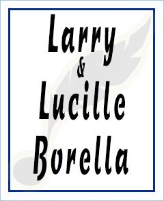 Larry & Lucille B logo
