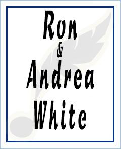 Ron & Andrea White logo