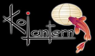 koi lantern logo
