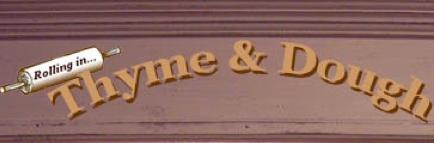 thyme&doughlogo