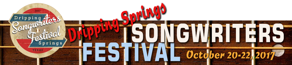 Dripping Springs Songwriters Festival 2015